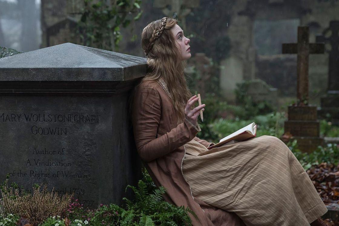 Mary Shelley Movie