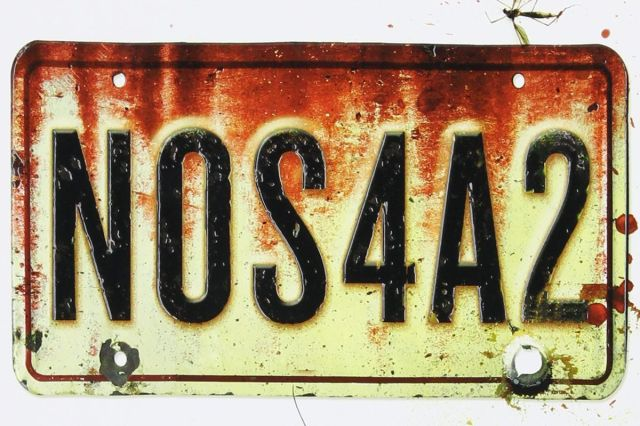 Joe Hill NOS4A2 AMC