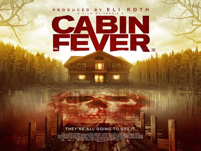 Cabin Fever Review Tweet