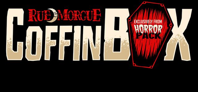 Rue Morgue Coffin Box