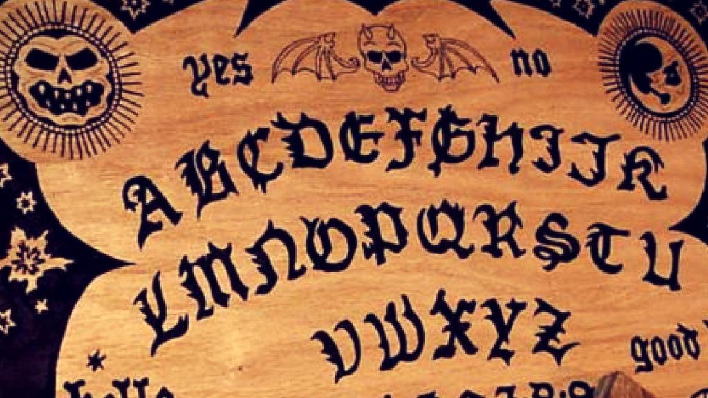 Dear Stabby Ouija Board