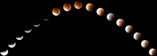 Lunar Eclipse Magic